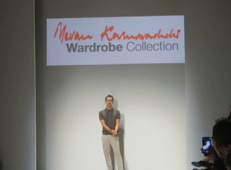Amsterdam Fashion Week Catwalk Show Spring/Summer 2014 Collection